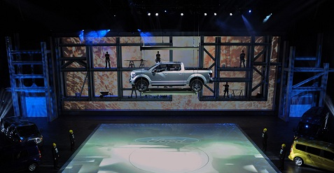 Ford Atlas Concept at 2013 NAIAS