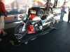 Vance and Hines Screaming Eagle V-Rod drag bike
